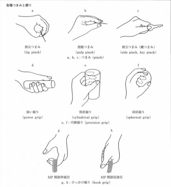 ストローム 手指 ブルン
