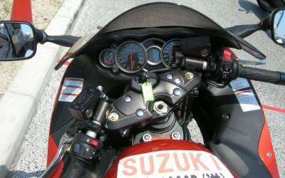 HAYABUSA1300 メーター