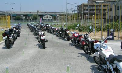 バイクたち