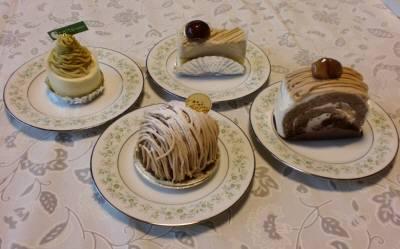 カイトのケーキ