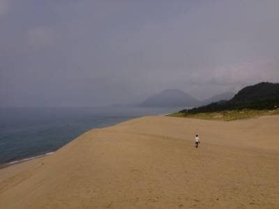 砂丘風景その2