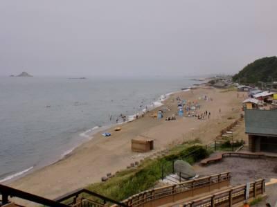白兎海岸海水浴場