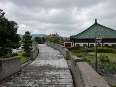 コチラは中国・万里の長城