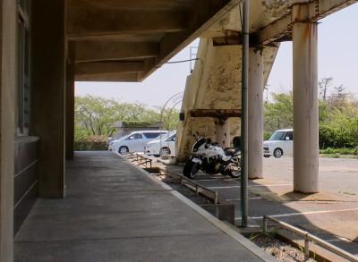 東尋坊タワー駐車場