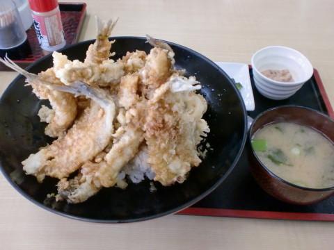 深海魚天丼