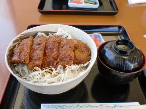 駒ヶ根名物ソースかつ丼