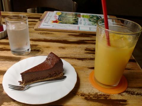 ケーキ&ドリンクバー