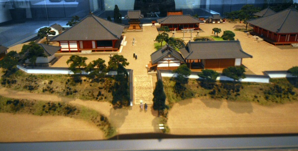 浄土寺のミニチュア