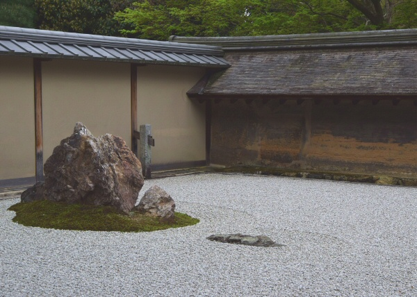 石庭を観る 1