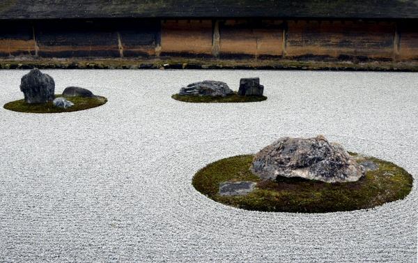 石庭を観る 2