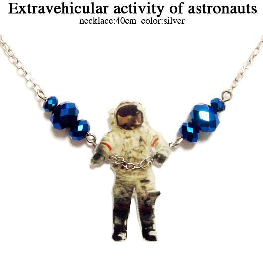 宇宙飛行士モチーフ