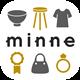 ハンドメイドマーケットminneのスマホアプリ