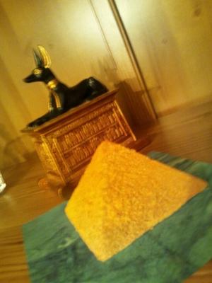 まことさんのピラミッド