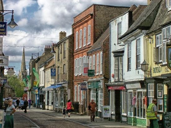 イギリスの町