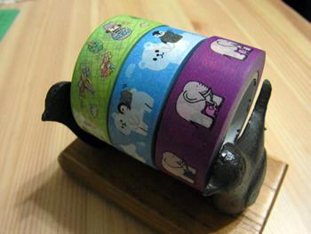 むかちゃんのマスキングテープ