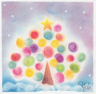クリスマスツリー/20151118-2