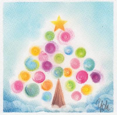 クリスマスツリー/20151118-3