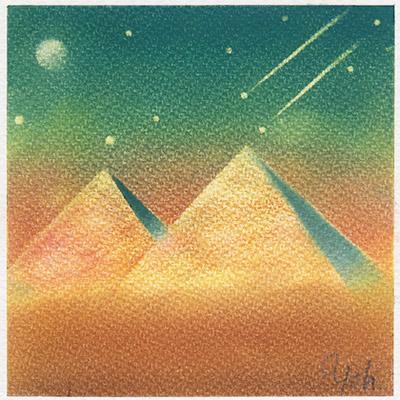 音楽〜ピラミッド〜1