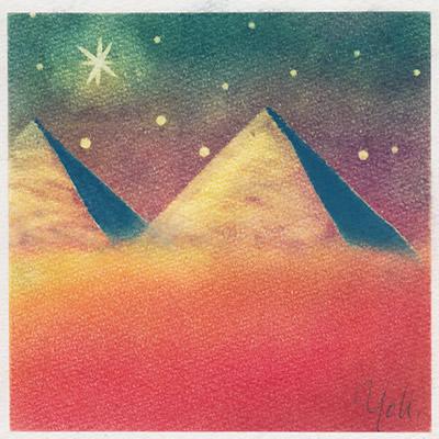 音楽〜ピラミッド〜2