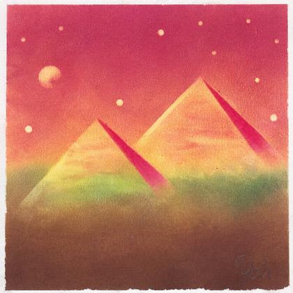 音楽〜ピラミッド〜3