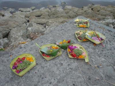 バリ島のチャナン(海沿い)