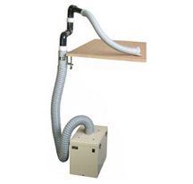 Harp机上集塵システム