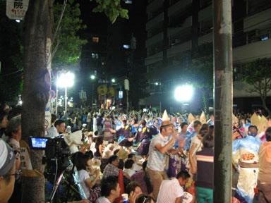 2010高円寺阿波踊り