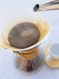 オーガニックコーヒー 有機JASマーク