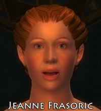 Jeanne Frasoric