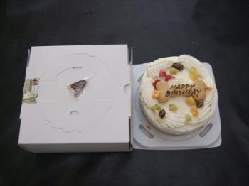 お誕生日ケーキM