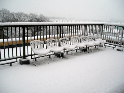 初雪の東京114