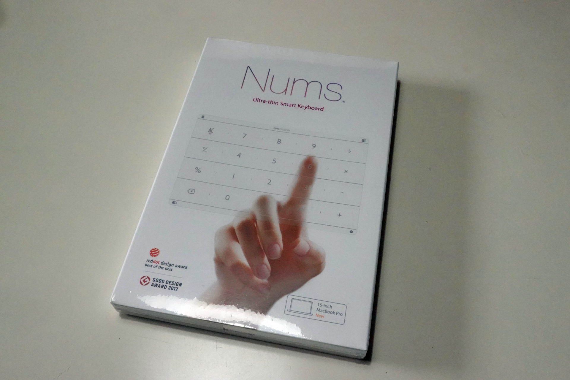 Numsパッケージ