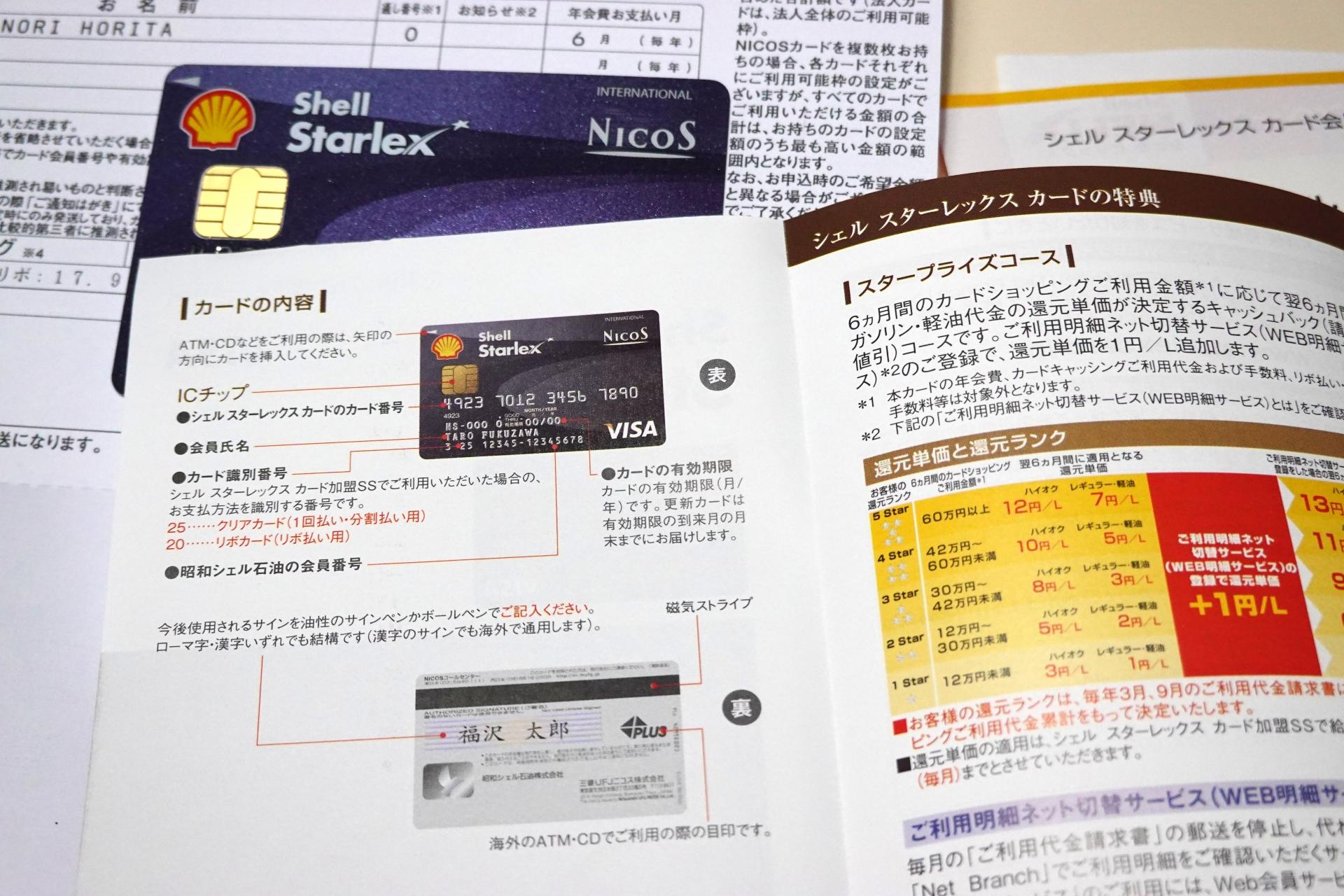 StarlexCard
