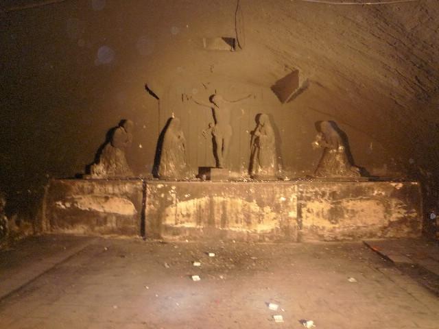 アンティグア教会の廃墟2
