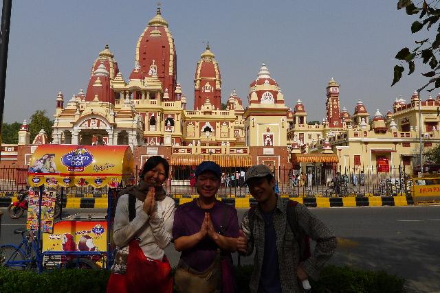 ラクシュミナーラーヤン寺院