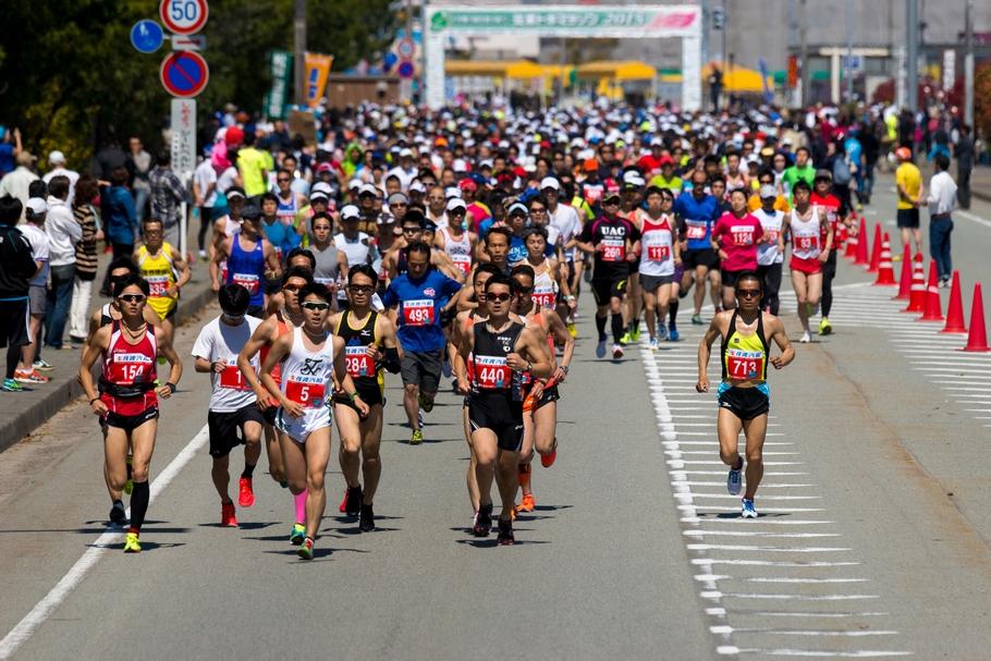 佐渡 トキ マラソン