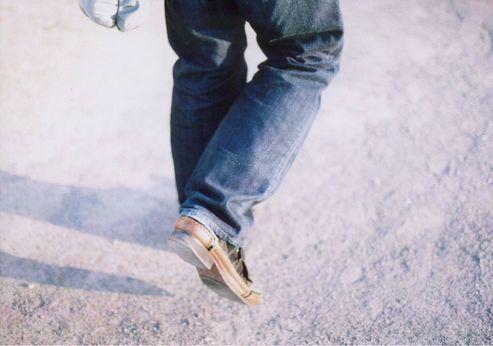 お散歩(Contax Aria)