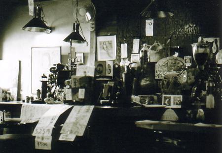 喫茶店(CONTAX Aria)