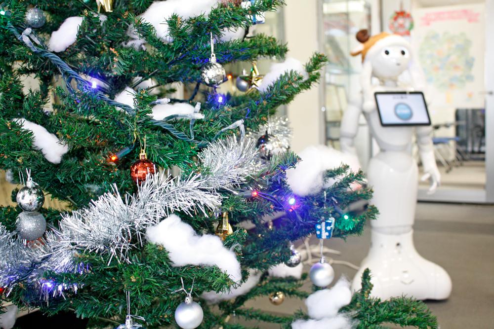 クリスマス体験入学