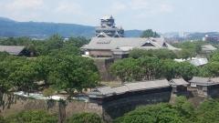 熊本城全体