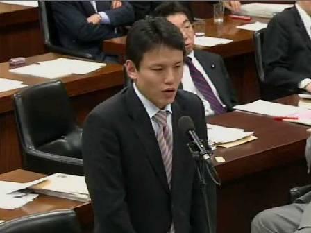 経済産業委員会質疑