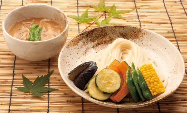 彩の黒豚の肉味噌つけ麺