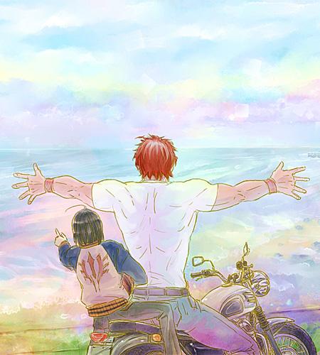 海に行きたいと いつしか話した