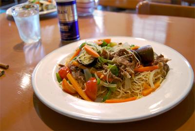 夏野菜ビーフン01