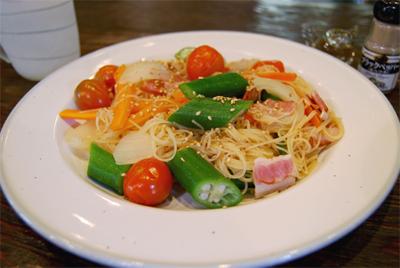 夏野菜ビーフン02