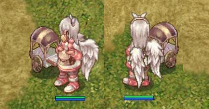大天使の翼