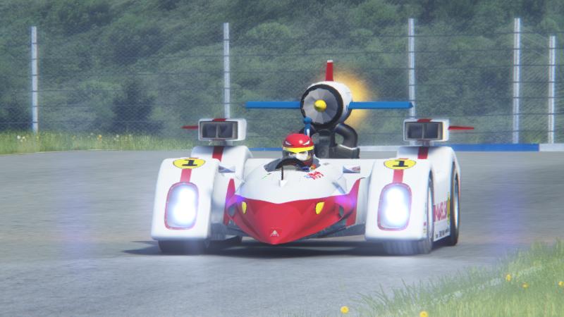 ジェットエンジン?