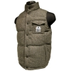 9F-01PTN REVERSIBLE DOWN VEST