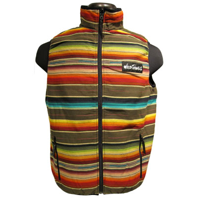 wildthings serape primaloftvest
