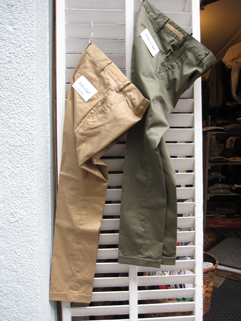 made in JAPAN CHINO